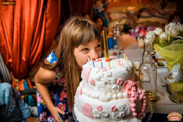 где справить день рождения ребенка