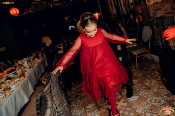 Детский праздник 2 Ресторан Цирк