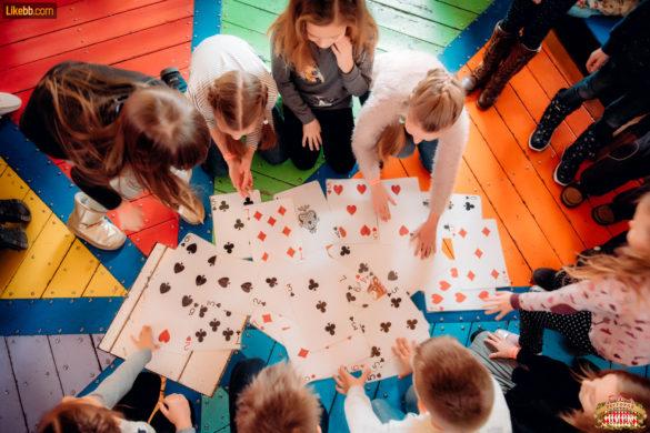 Детский мастер класс 2 ресторан цирк