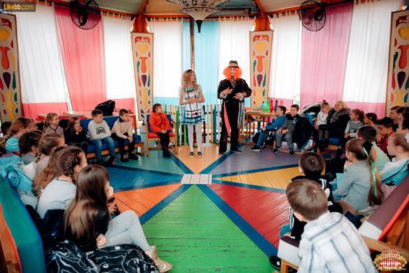 Детские игровые комнаты в ресторане Цирк