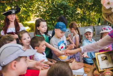 Увлекательные мастер-классы для детей в ресторане Цирк